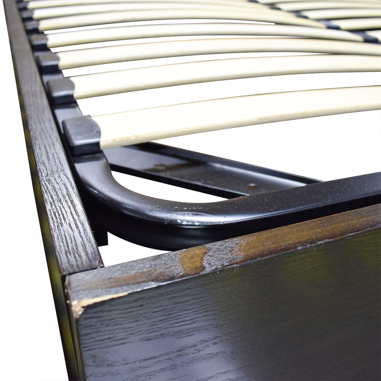 Pivot Storage Bed Frame Full