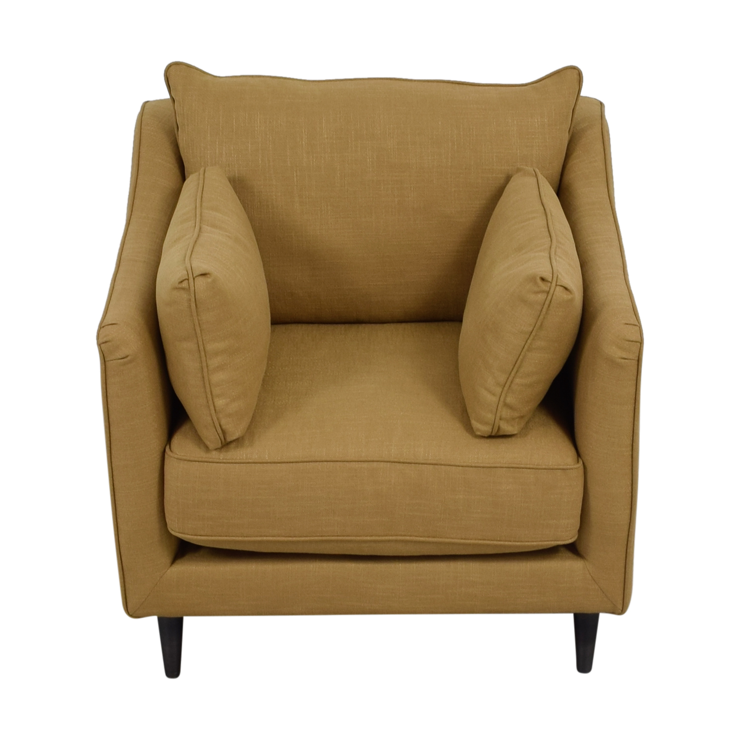Caitlin Tan Arm Chair sale