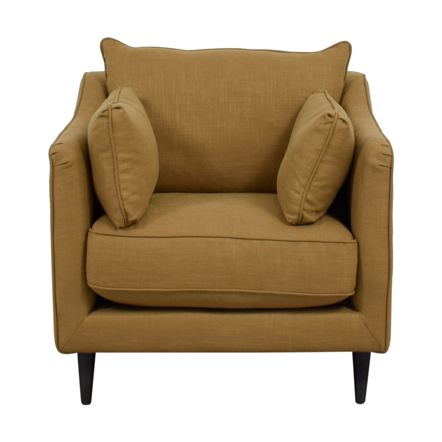 Caitlin Tan Arm Chair discount