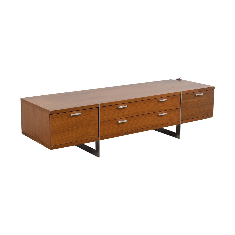dwell studio furniture. Dwell Studio Walnut Veneer Low Dresser Or Entertainment Unit Furniture