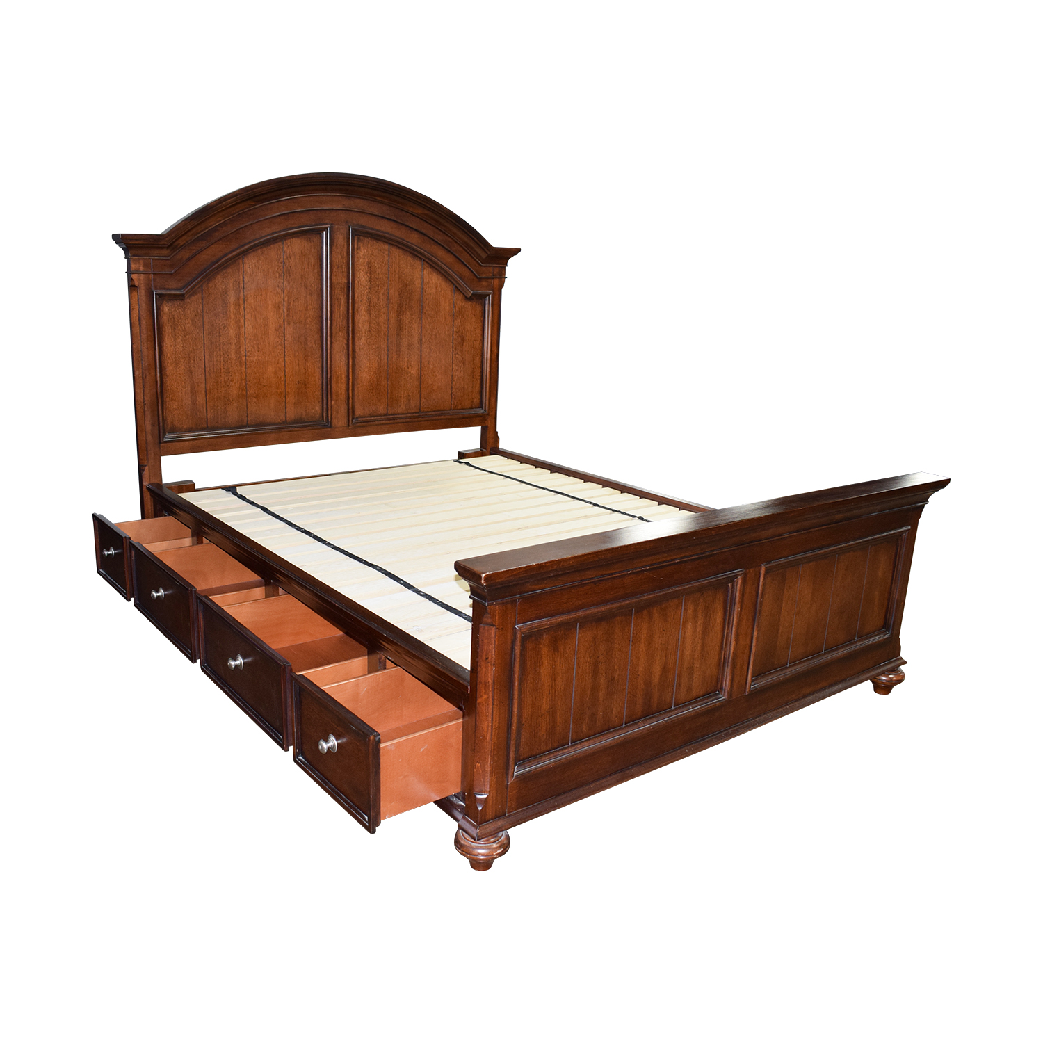 88 off raymour flanigan raymour flanigan canyon 16930 | buy raymour and flanigan canyon creek queen storage platform bed