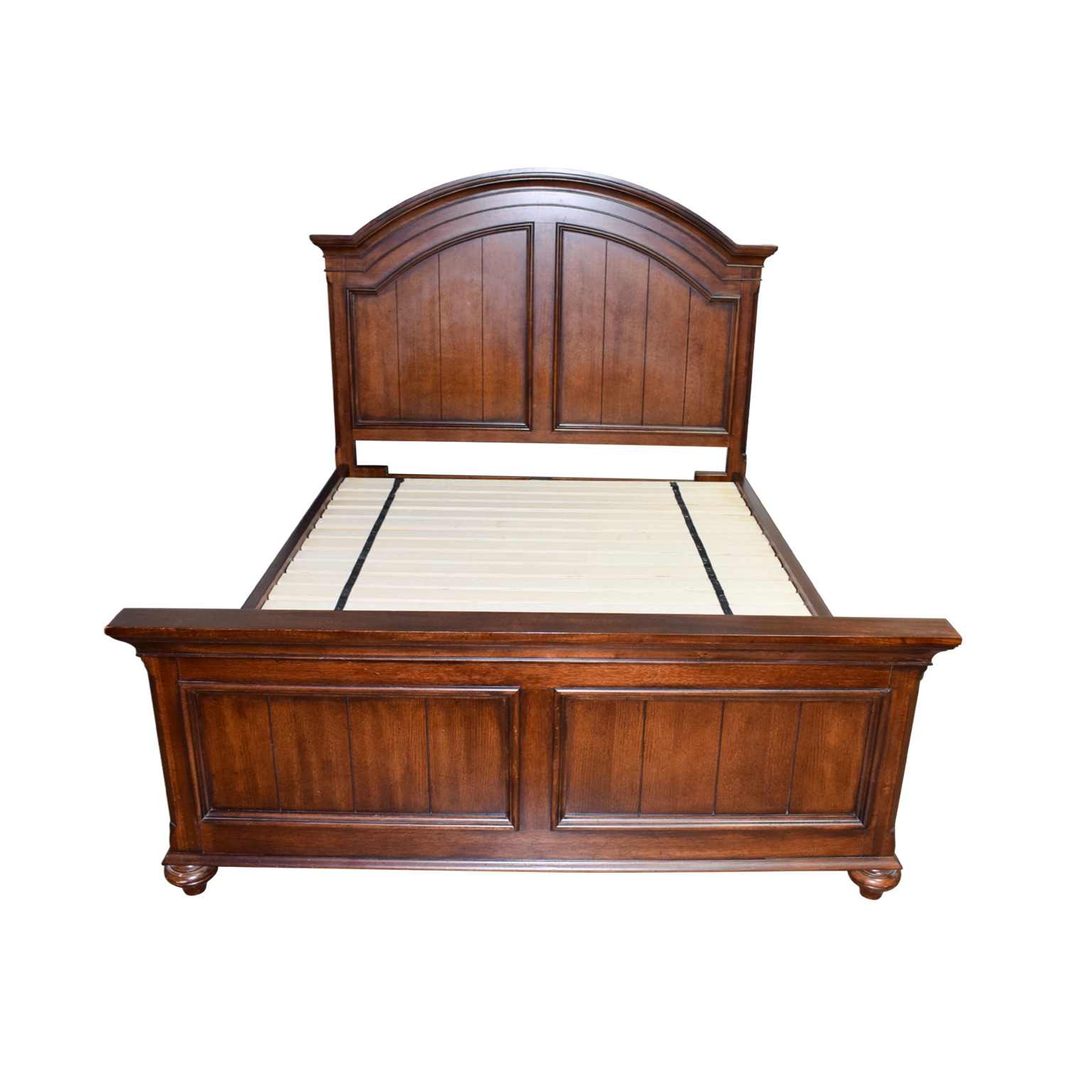 Raymour & Flanigan Raymour & Flanigan Canyon Creek Queen Storage Platform Bed coupon