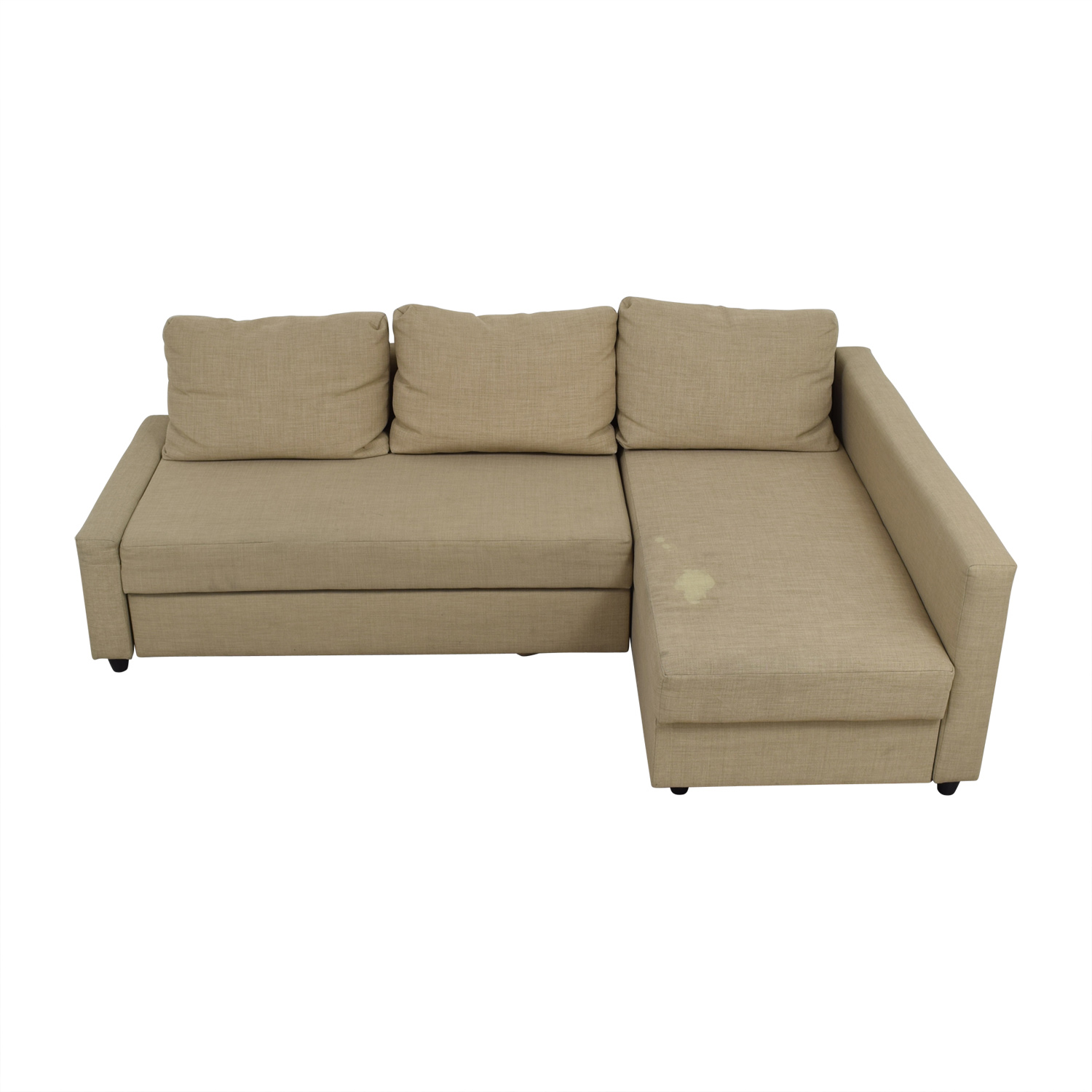 buy IKEA Friheten Tan Sleeper Sectional IKEA