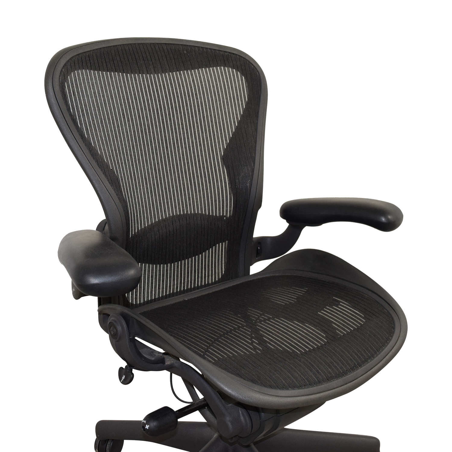 Herman Miller Herman Miller Aeron Black Chair BLACK