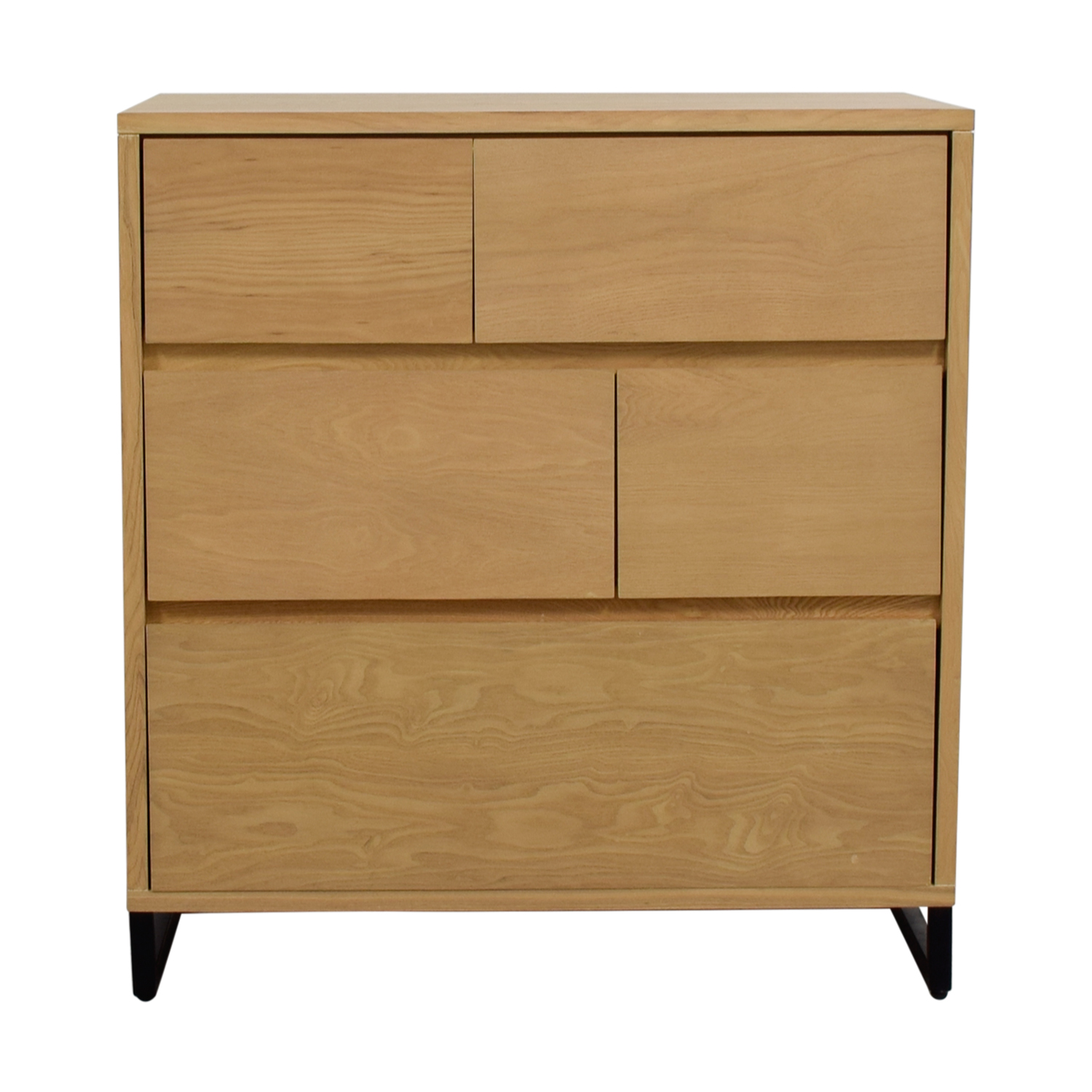 West Elm West Elm Hudson Five-Drawer Dresser price