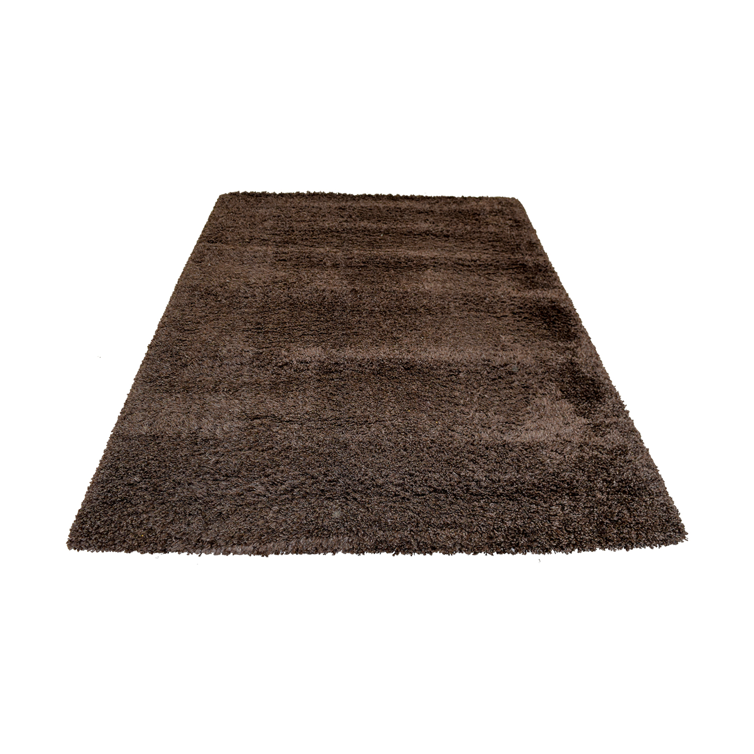shop Brown Shag Rug