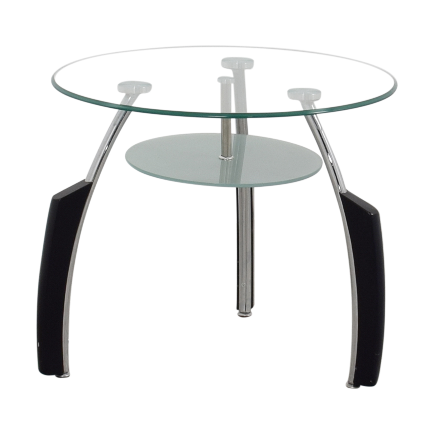 round glass end tables. Round Glass End Table On Sale Tables L