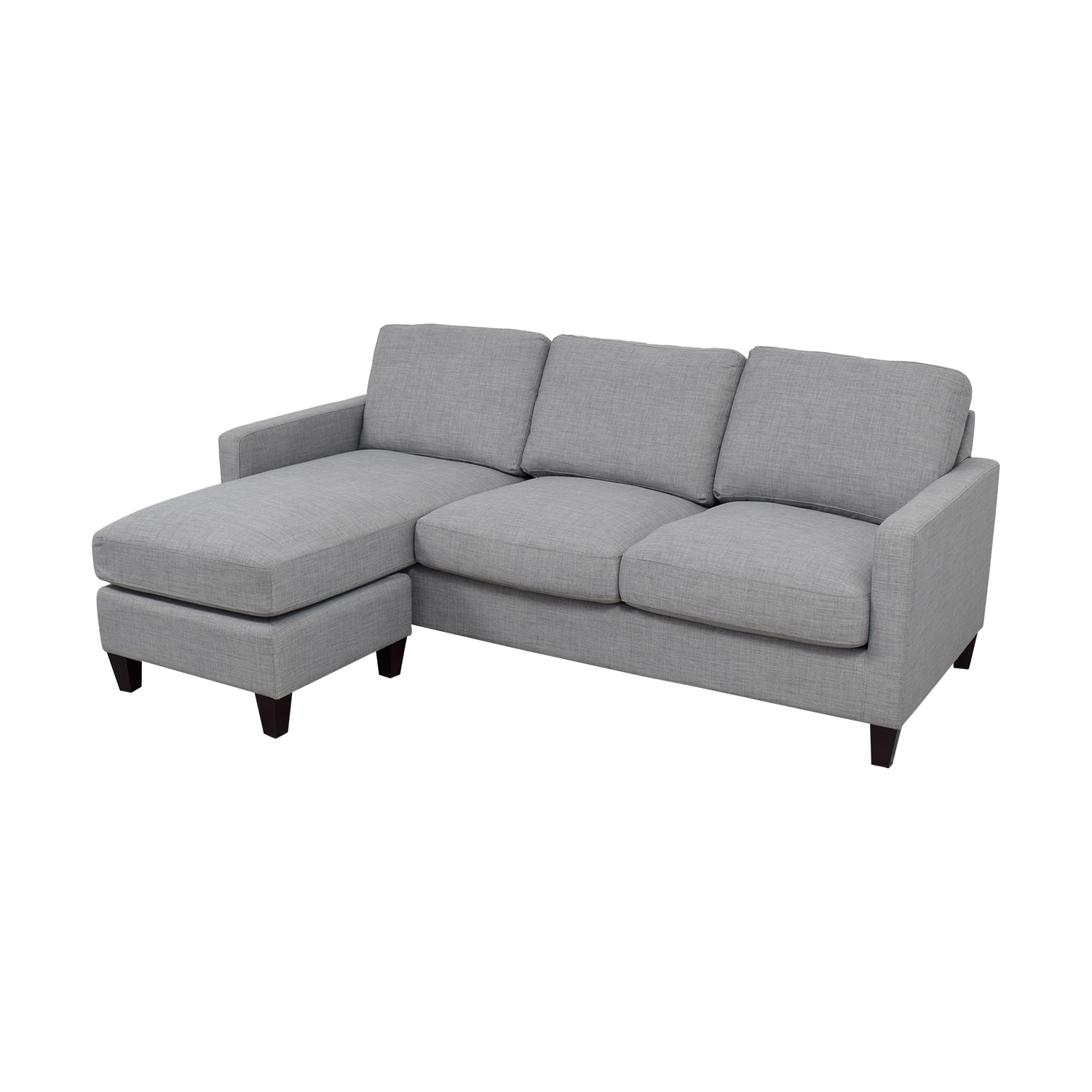 41 Off World Market World Market Light Grey Chaise