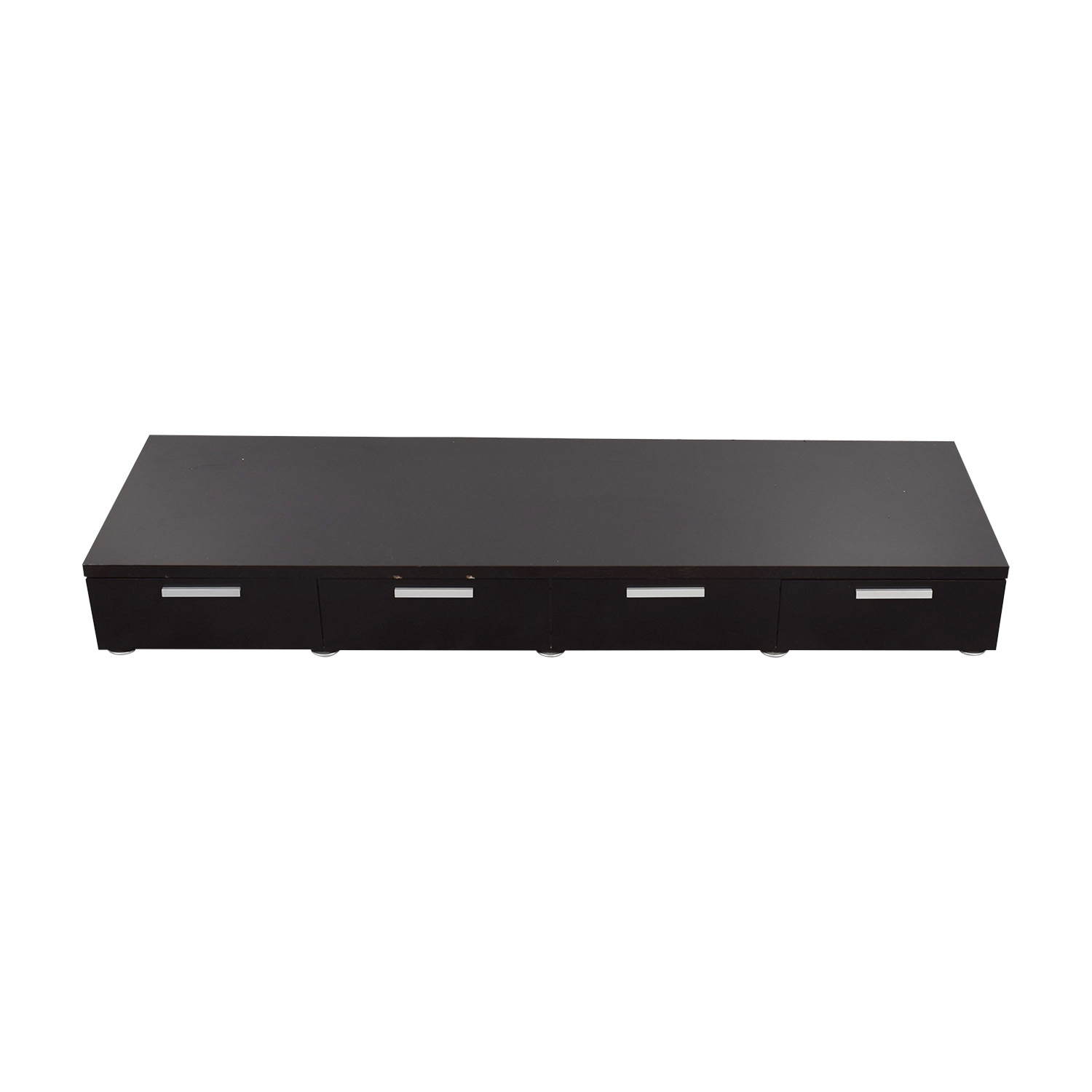 Bo Concept Bo Concept Black TV Media Console dimensions