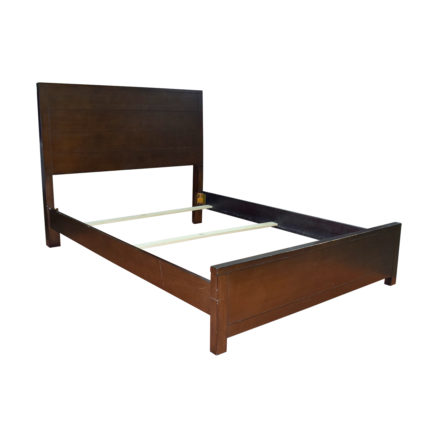 79 off macy s macy s tribeca full bed frame beds 10236 | macys tribeca full bed frame second hand