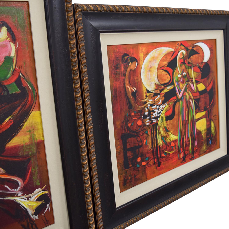 90 off lili lili giclee the jazz series frames art decor