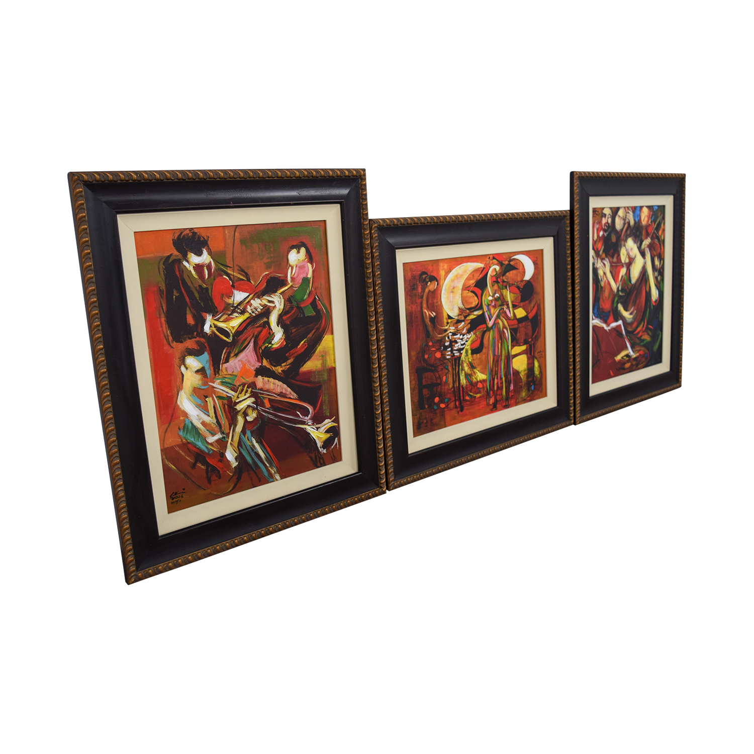 LiLi LiLi Giclee the Jazz Series Frames Art price