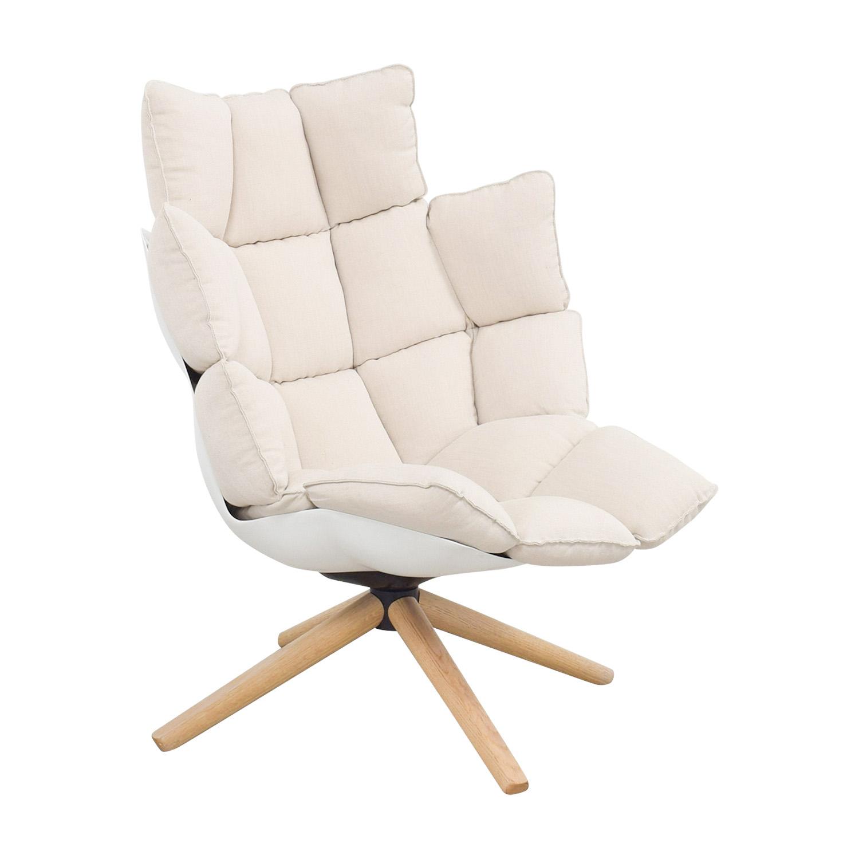 87 off b b italia b b italia husk beige armchair chairs