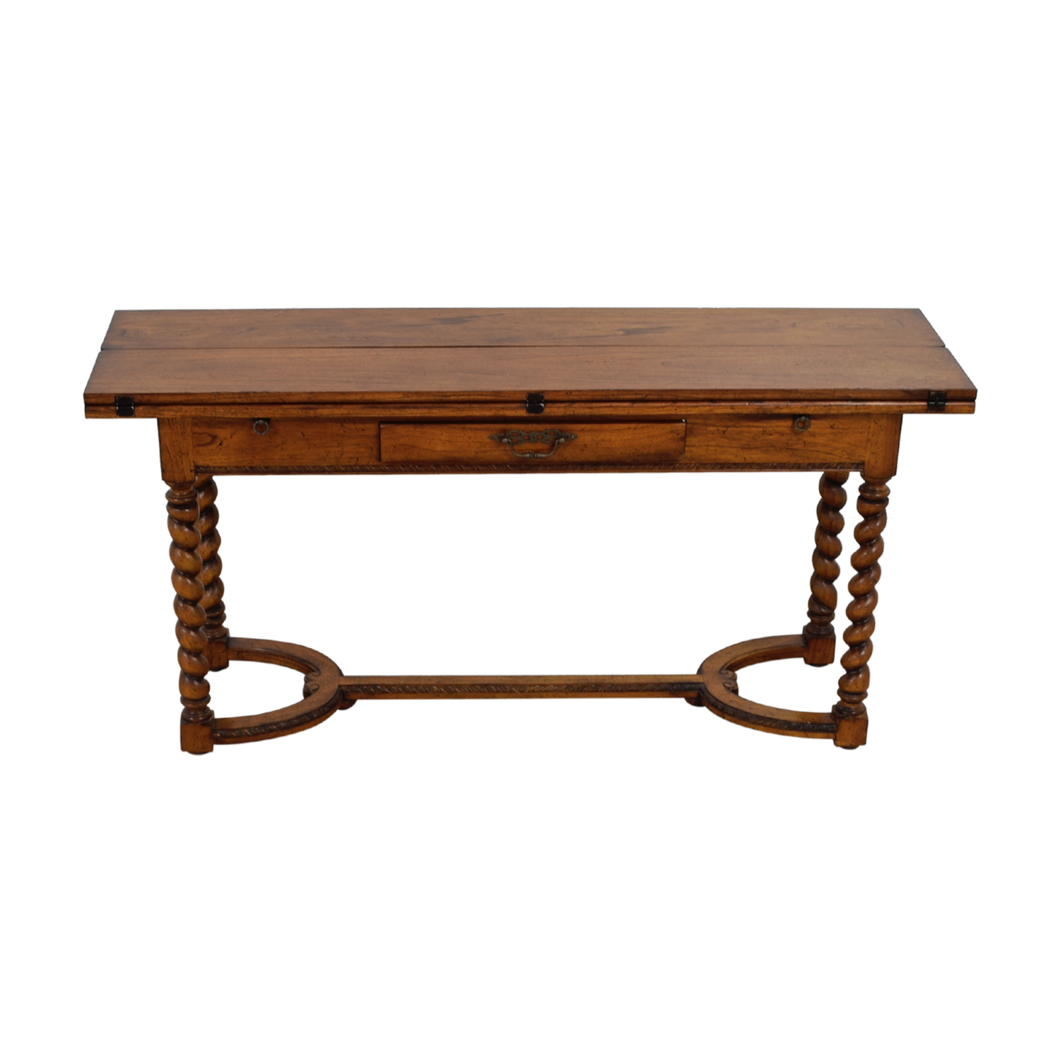 Ralph Lauren Ralph Lauren Single Drawer Refractory Table Accent Tables