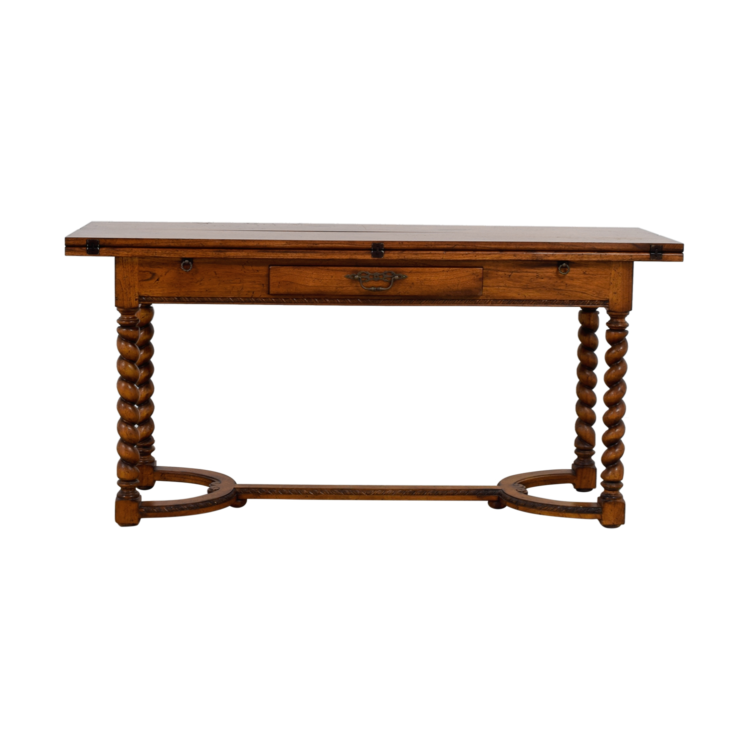 Ralph Lauren Ralph Lauren Single Drawer Refractory Table second hand