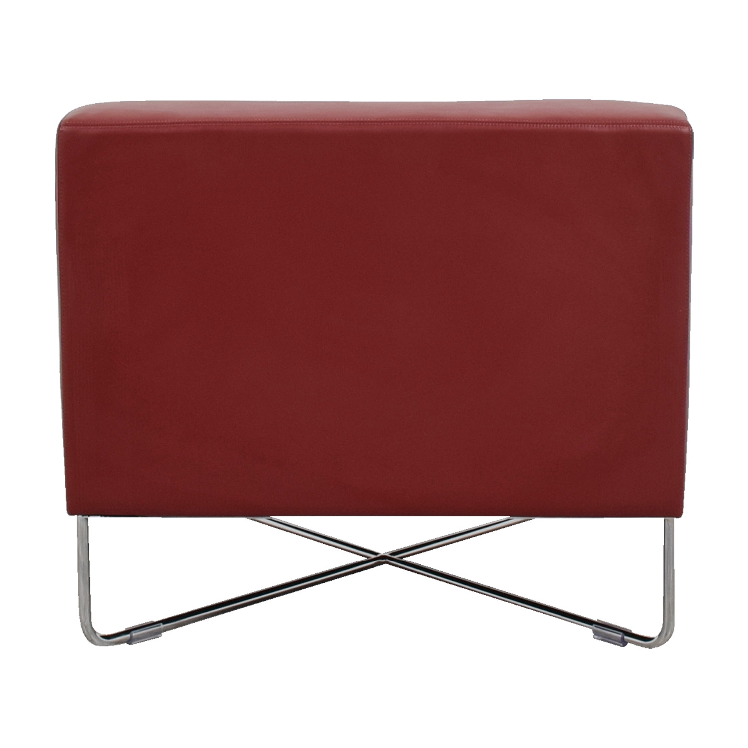 Buy excellent condition Used furniture on sale : bernhardt balance red lounge chair used from furnishare.com size 1500 x 1500 jpeg 207kB