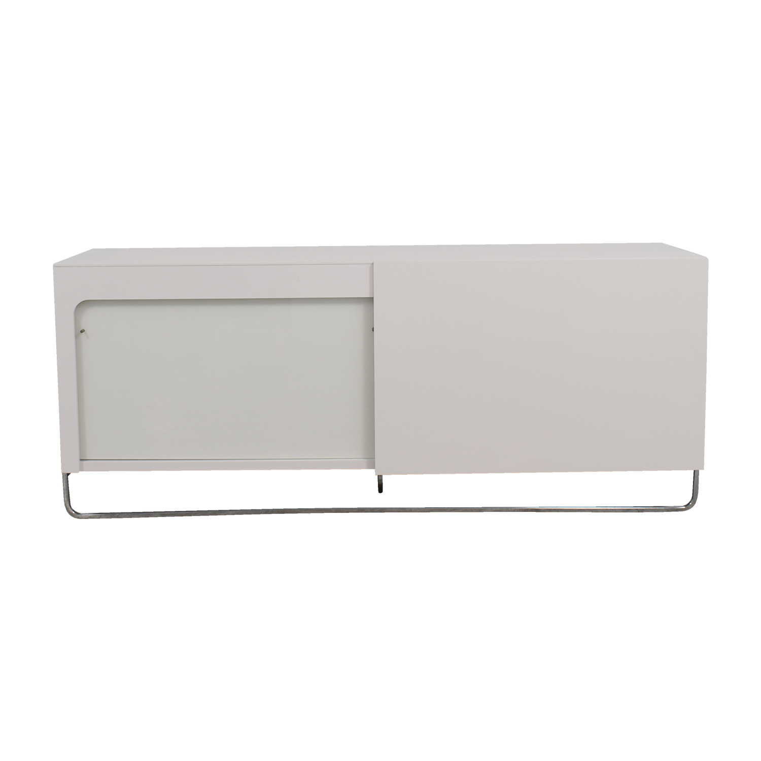 shop Ligne Rose White Console Ligne Rose Storage