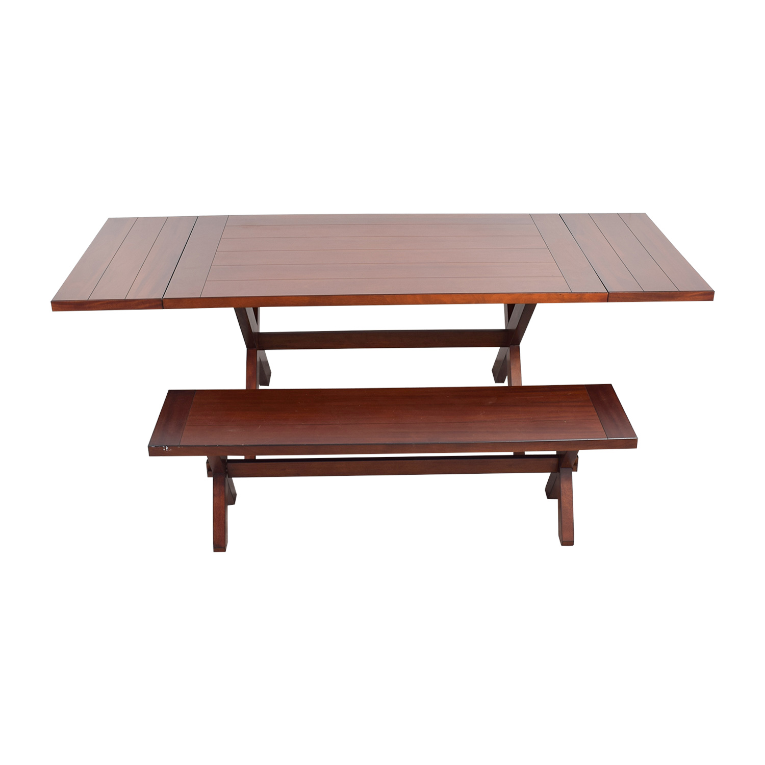 90 Off Pier 1 Pier 1 Imports Nolan Wood Dining Table