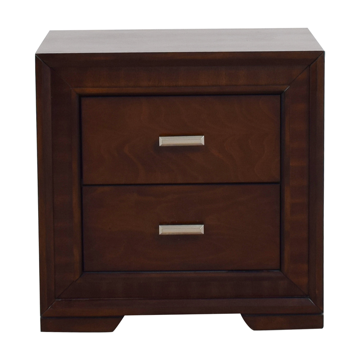 Bobs Furniture Bobs Furniture Brown Wood Side Table Nyc ...