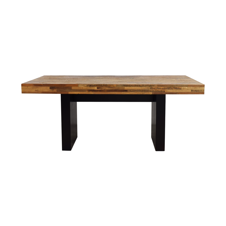 Custom Wood Executive Desk price