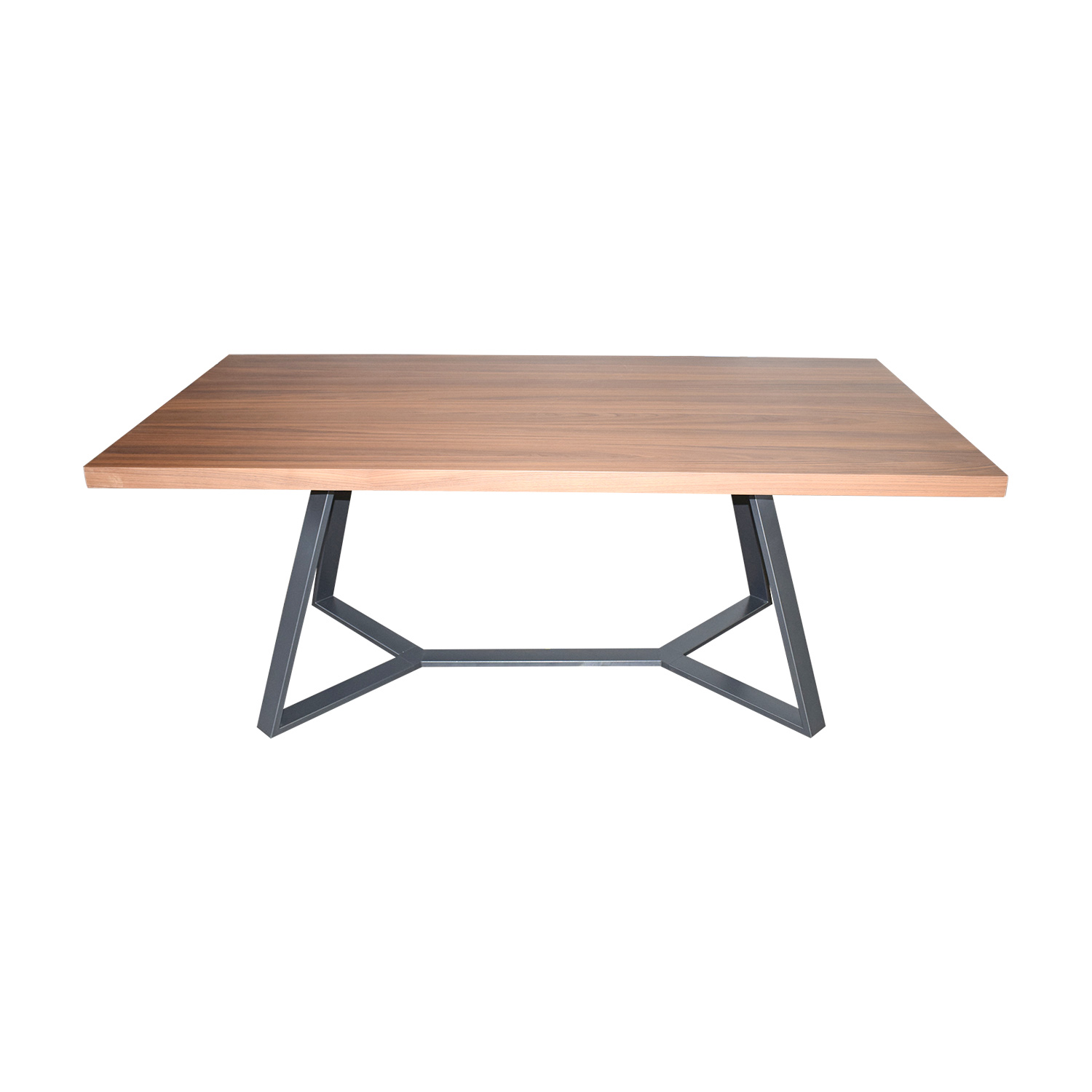 Domitalia Domitalia Archie L200 Walnut Dining Table dimensions