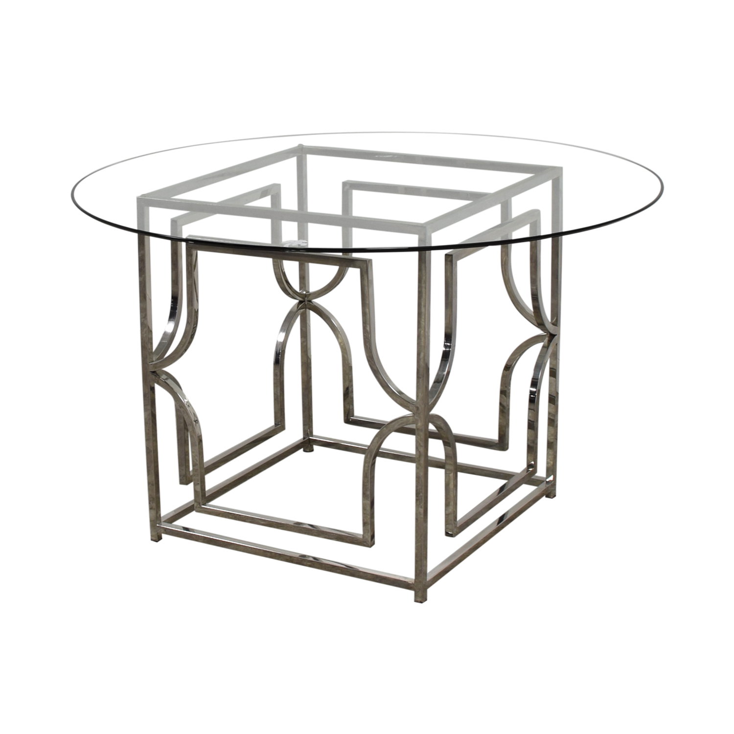 88 Off Z Gallerie Z Gallerie Abigail Round Glass And