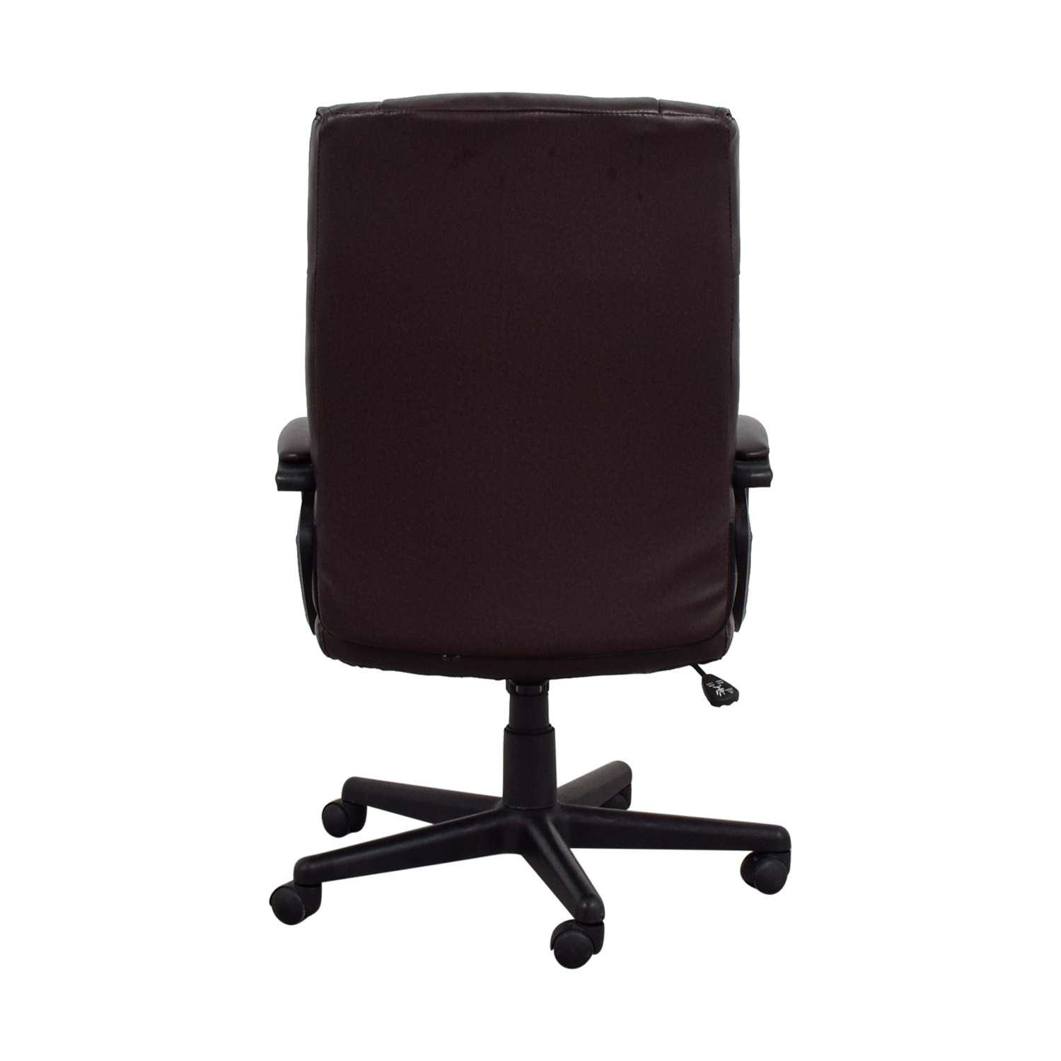Brown Leather Desk Chair price