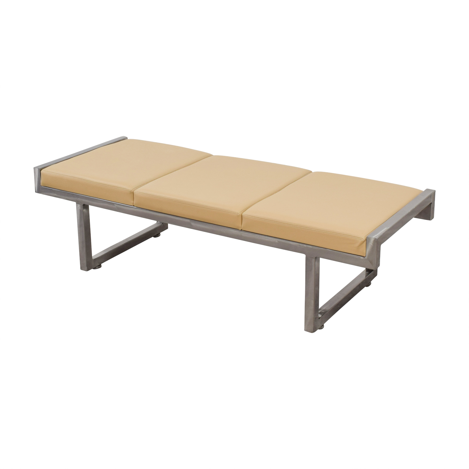 ... Johnston Casuals Furniture Johnston Casuals Furniture Symphony Buff  Bench Silver, Beige ...