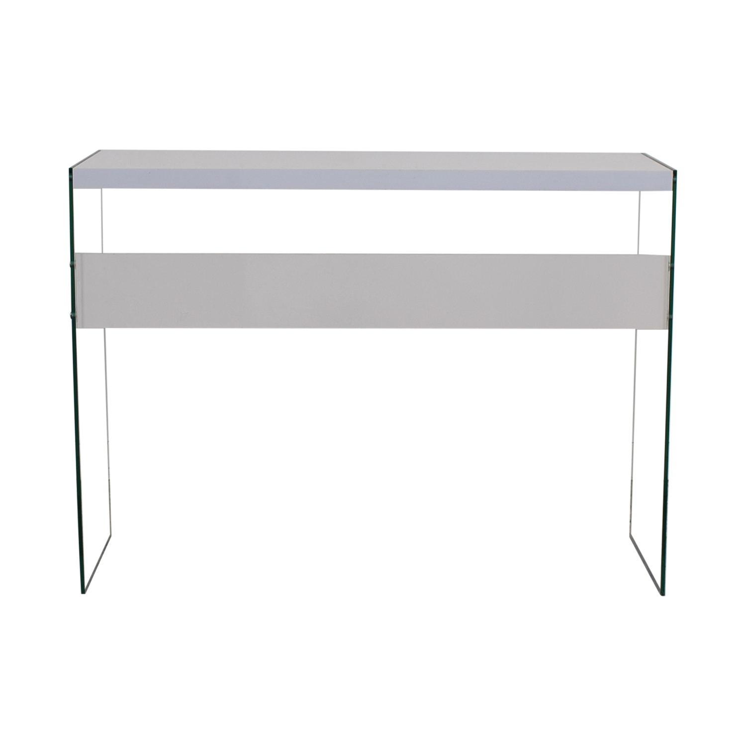 shop White and Ghost Table Stand