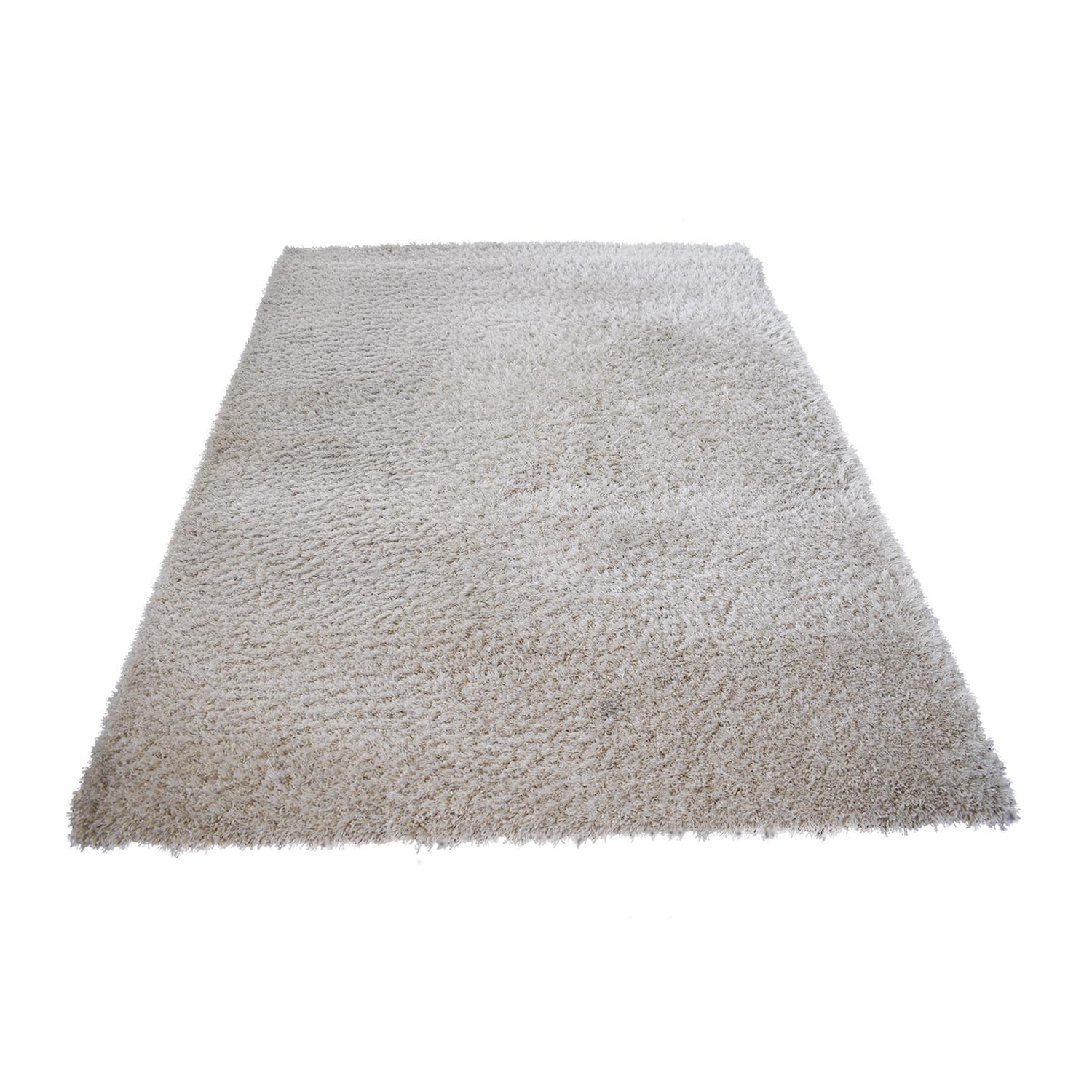 Rugs At Home Goods: HomeGoods HomeGoods White Shag Rug / Decor