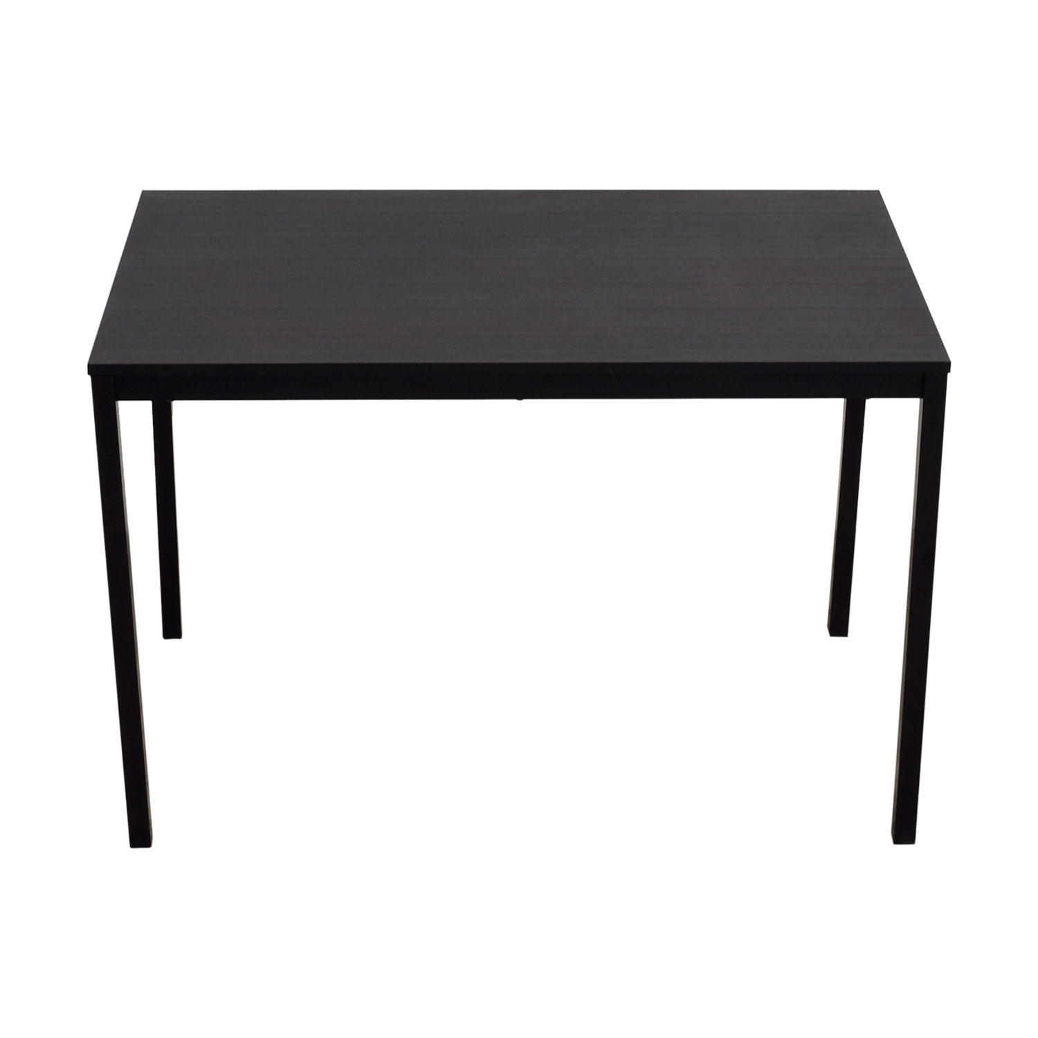 buy IKEA Tarendo Black Dining Table IKEA Dinner Tables