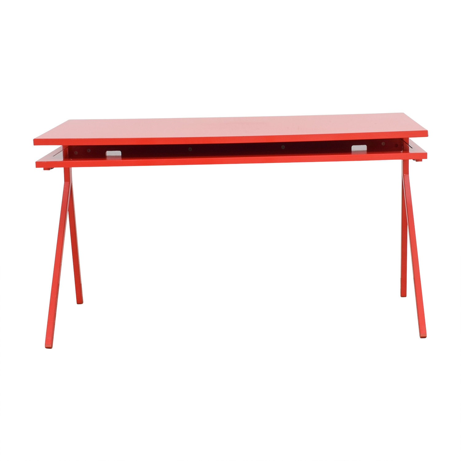 Blu Dot Blu Dot 51 Red Desk Tables