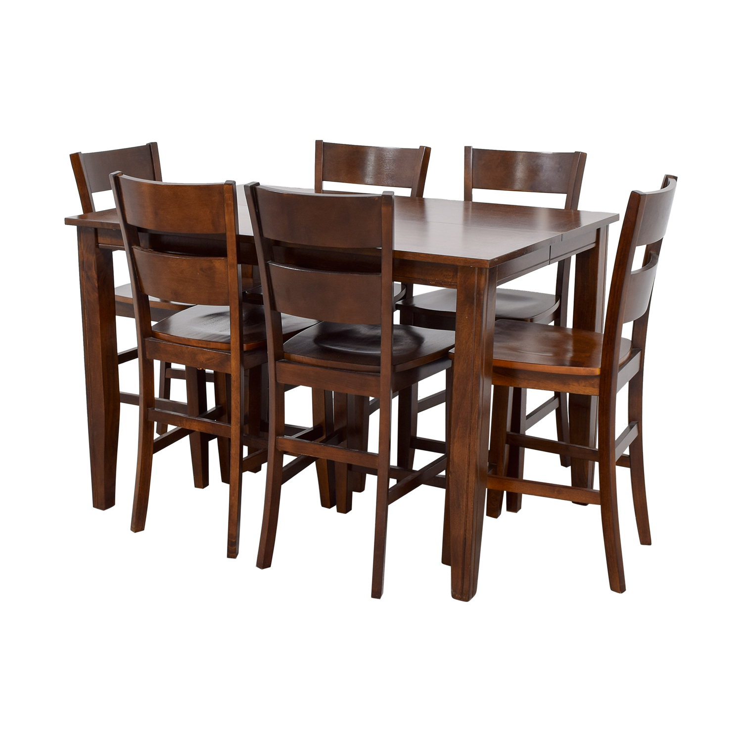 buy Bobs Furniture Bobs Furniture Wood Pub Dining Set online