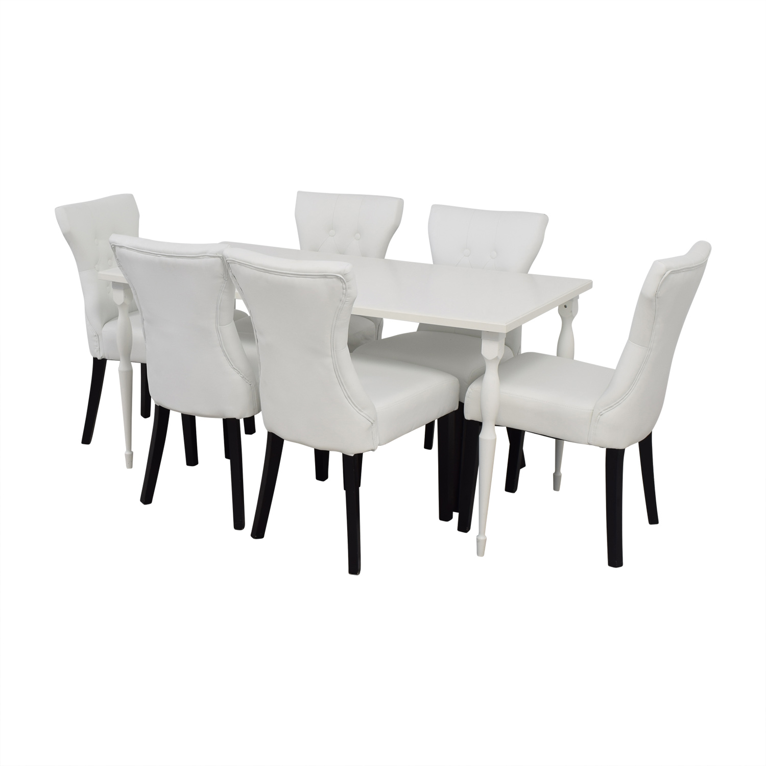70% OFF - IKEA IKEA Dining Table and Chairs / Tables
