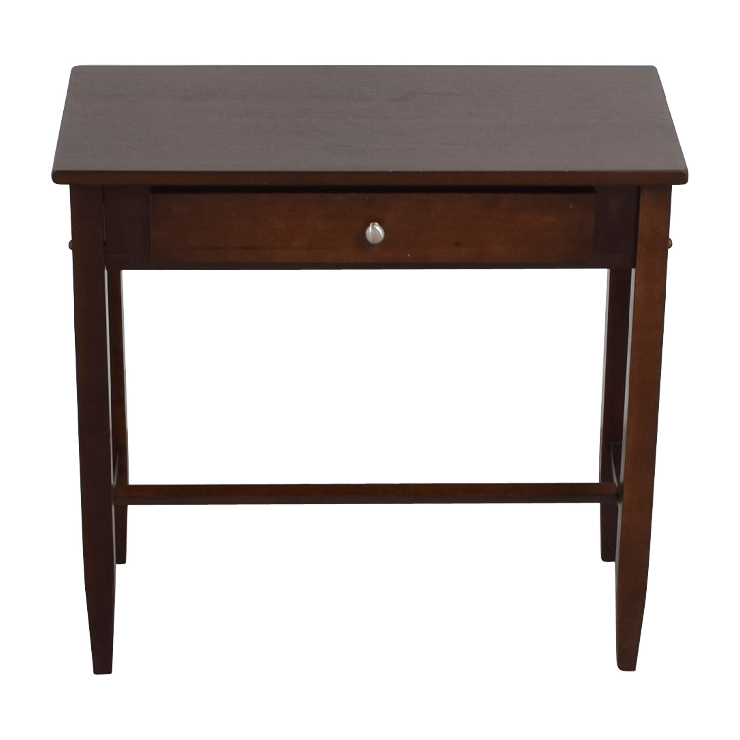 Single Drawer Console Table second hand