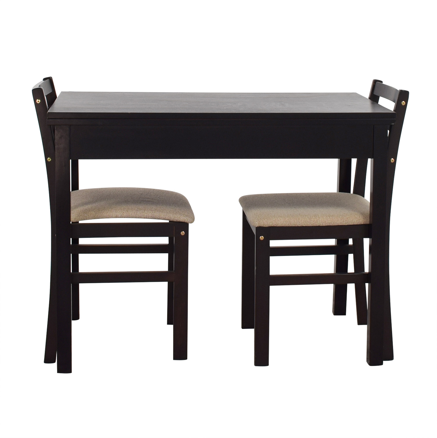 shop Brown Extendable Dining Table with Chairs online