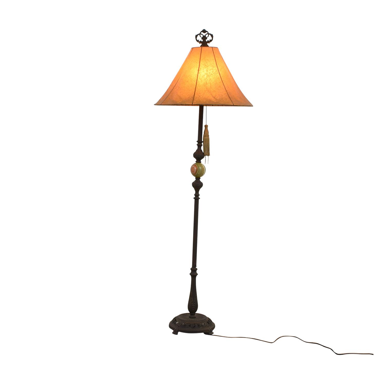 buy Vintage Ornate Floor Lamp Lamps