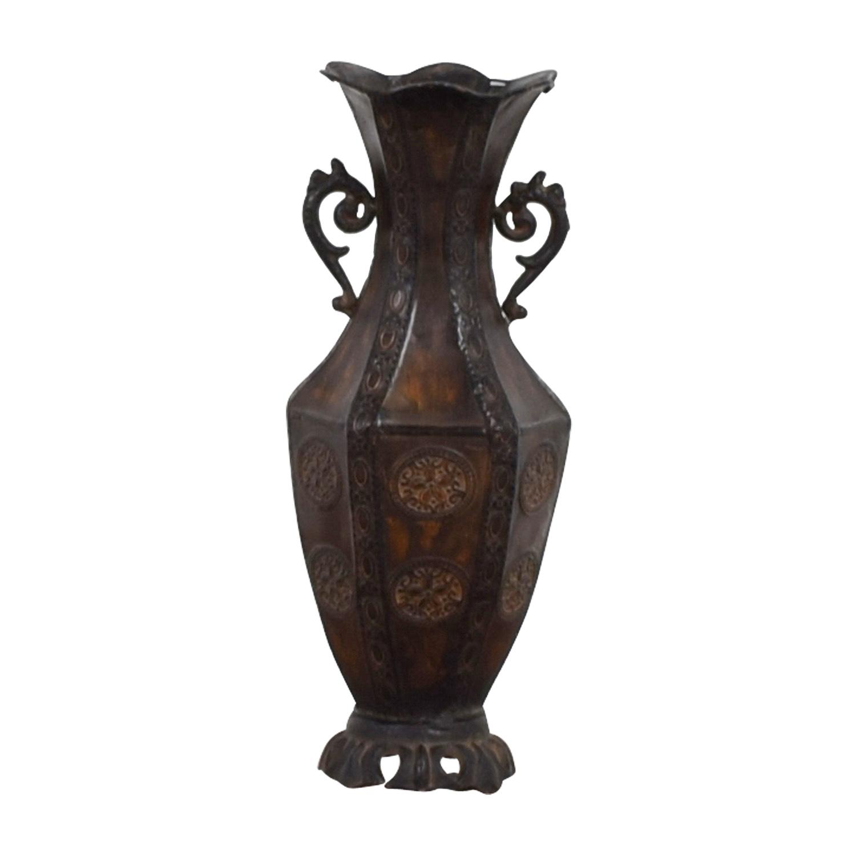 Bronze Metal Vase