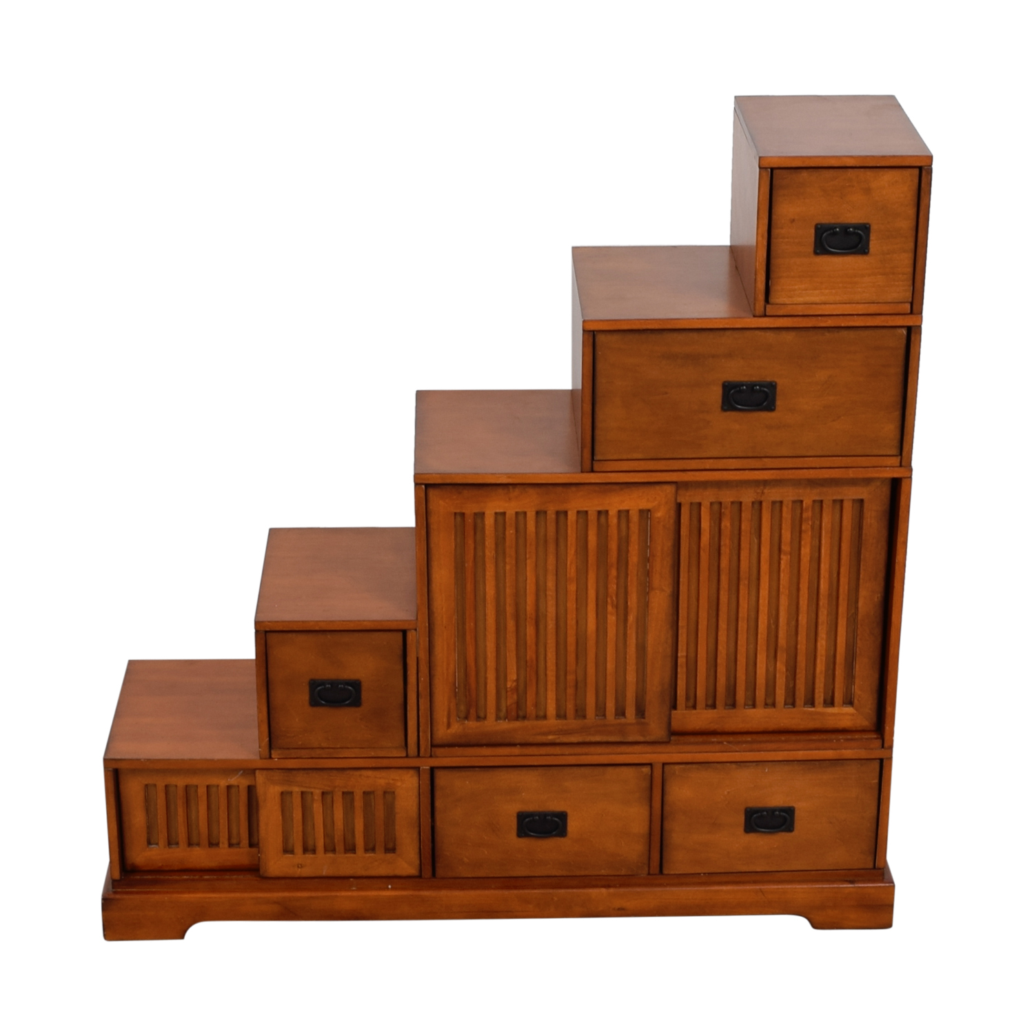 Tansu Step Chest on sale