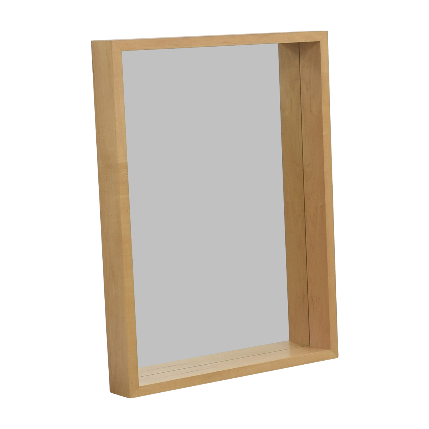 Room & Board Room & Board Natural Loft Wall Mirror used