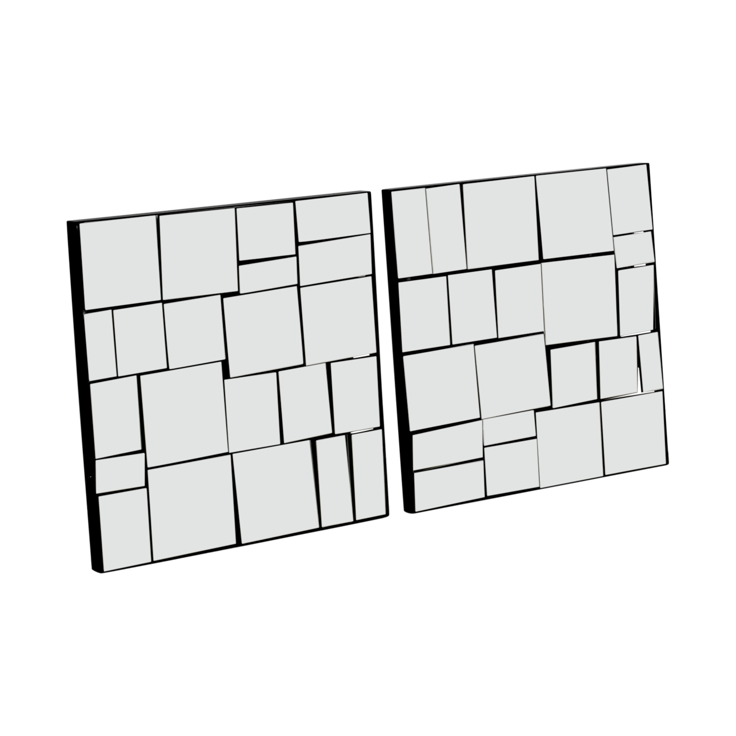 buy CB2 Perspective Wall Mirrors CB2