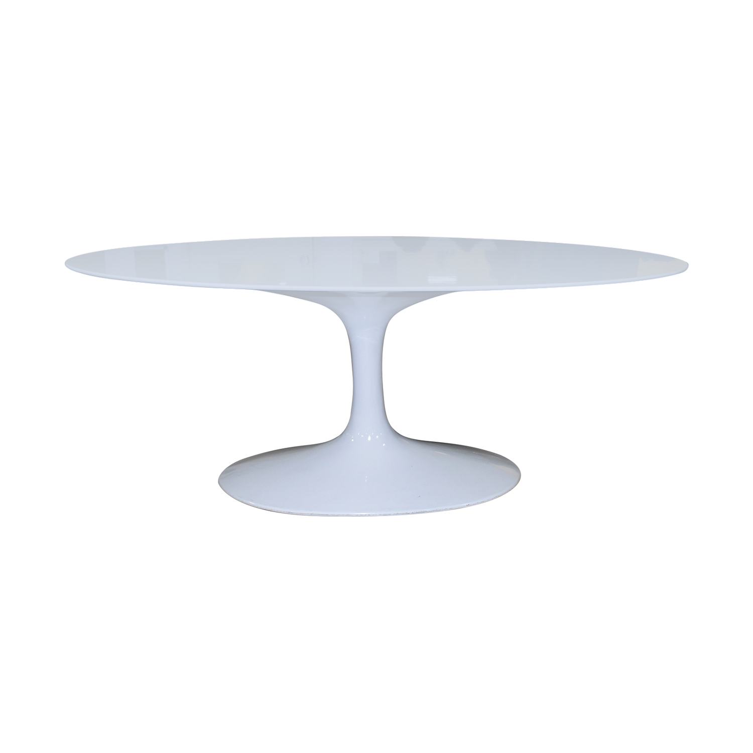 shop Replica of White Knoll Saarinen Oval Table online