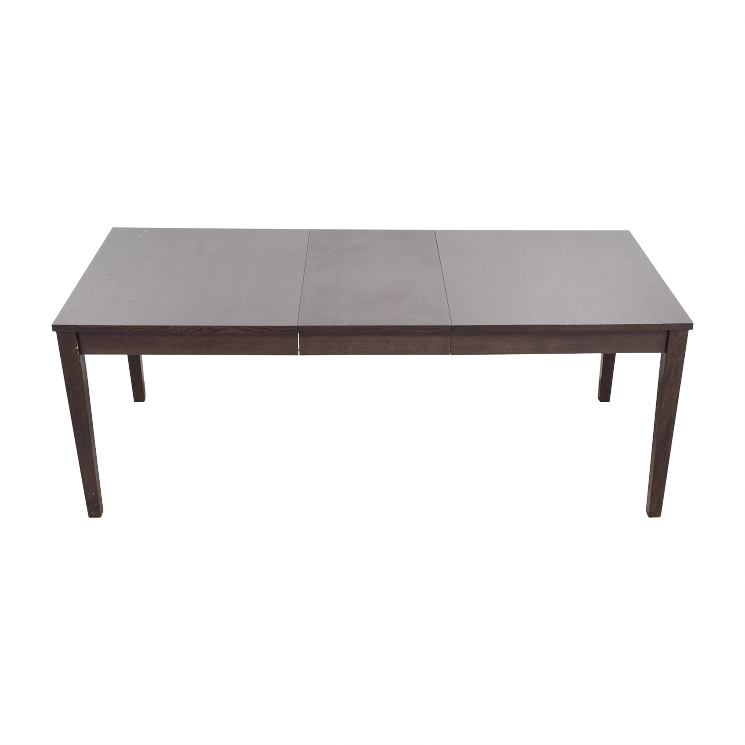 Crate & Barrel Crate & Barrel Extension Dining Table price