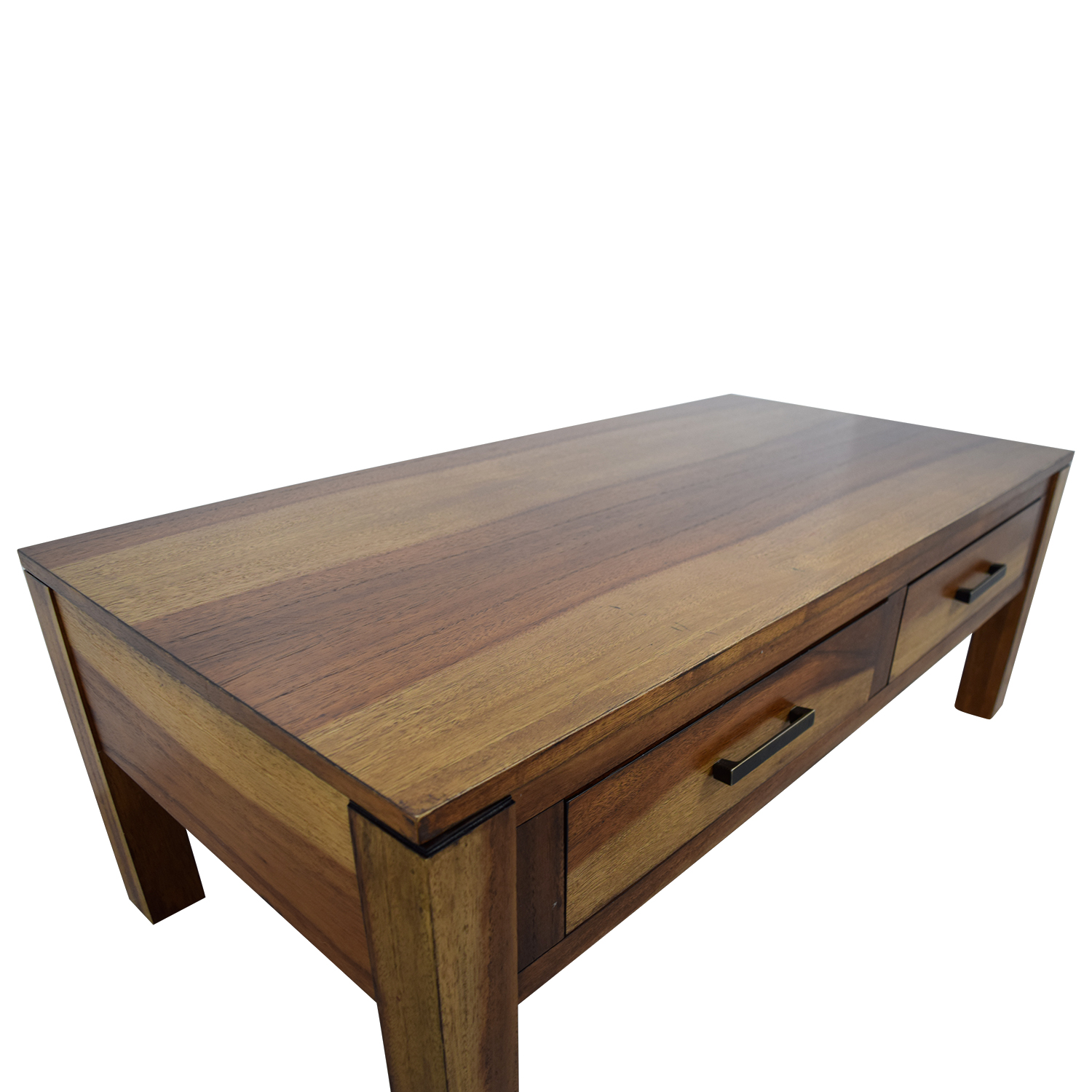 40 Off Coaster Coaster Coffee Table With Two Drawers Tables