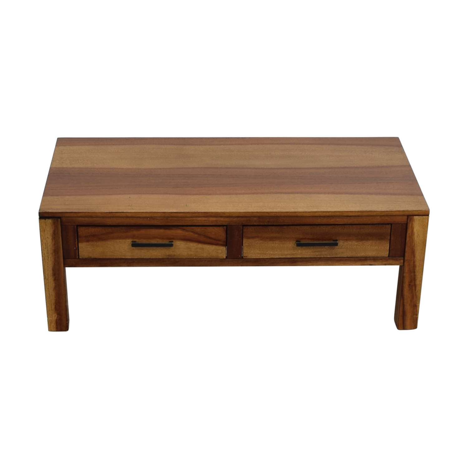 58 off coaster coaster coffee table with two drawers tables Coaster coffee tables
