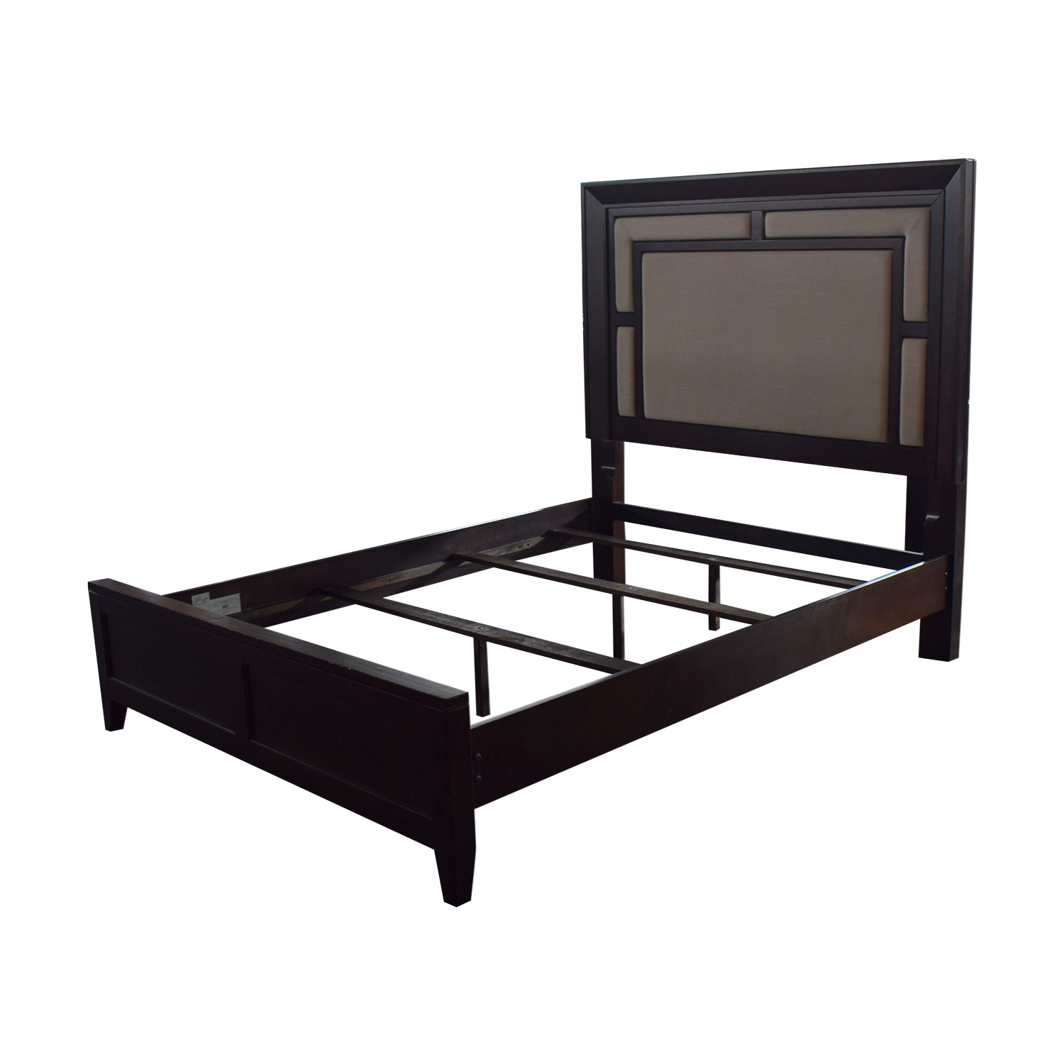 buy Raymour & Flanigan Cadence Queen Platform Bed Raymour & Flanigan Bed Frames