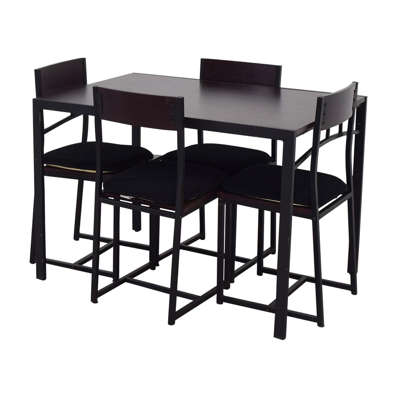 Coaster Coaster Kenefick Wood Dining Set / Tables