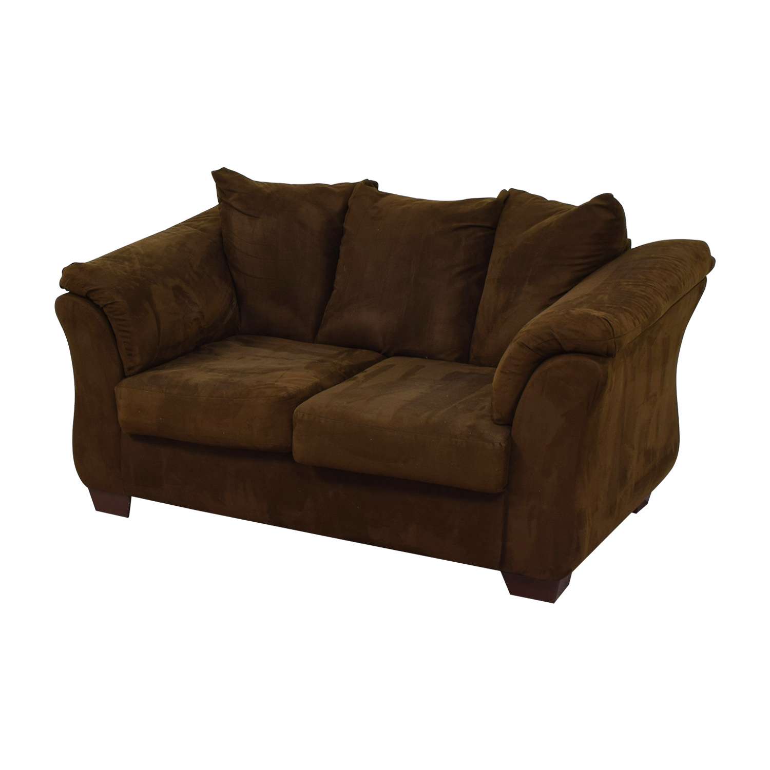 Loveseat Sofa Bed Ashley Furniture: Ashley Furniture Ashley Furniture Two- Cushion