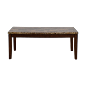 Ashley Furniture Ashley Furniture Faux Marble Coffee Table coupon