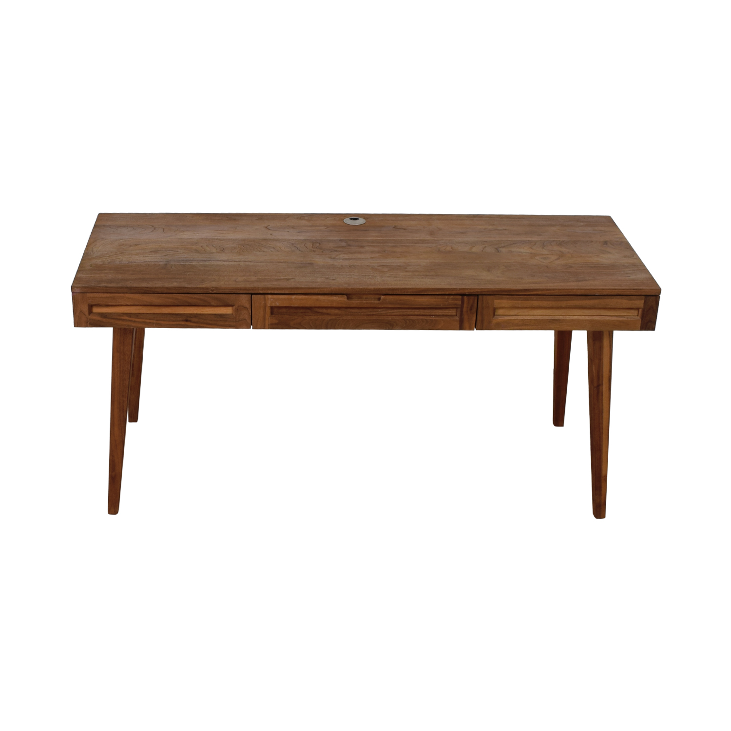 Highland Collection Highland Collection Maple Wood Desk price